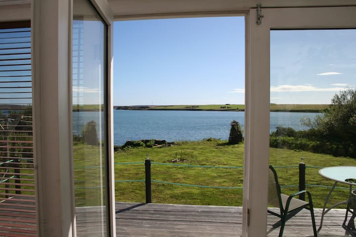 Beautiful Secluded  Home with own Beach in 6 acres