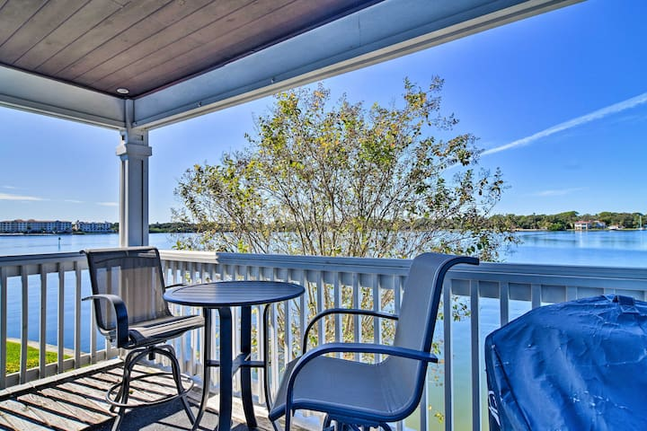 Waterfront St. Pete Condo - 5 Miles to Downtown!