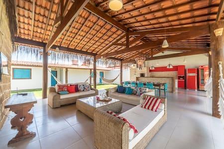 Casa Santorini - Proxima da Capela dos Milagres