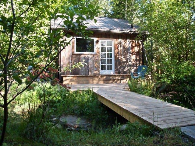 Little Cabin, Hornby Island