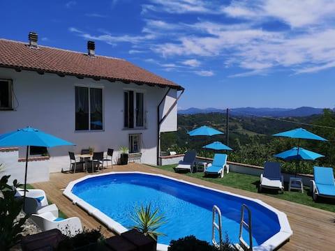 Acqui Terme Casa Morei cottage No 2