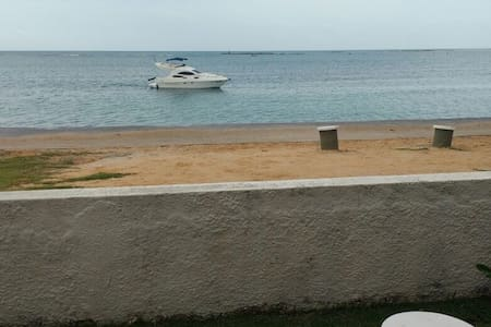 Ilha Itaparica  Casa a Beira Mar 4/4, Cd. Fechado
