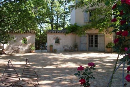 Maison de charme campagne proche Lauzerte Montcuq - Lauzerte