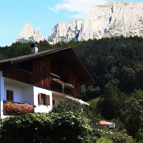 Appartements Gasser - Völs am Schlern - Südtirol