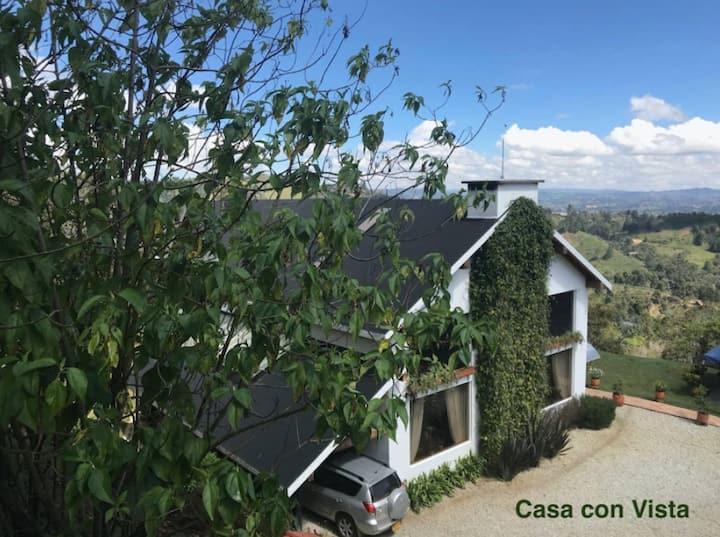 Panorama, Bosques, Jardines con Vista.. e Internet