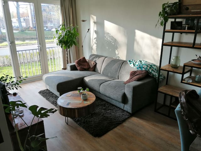 Cosy appartment in biking distance city centre!