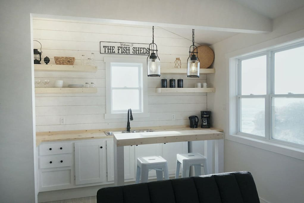 Kitchen with character