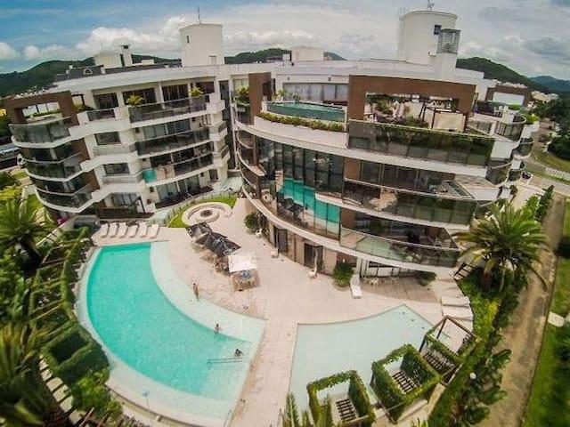 Apartamento Jay Home Luxury Jurerê Internacional