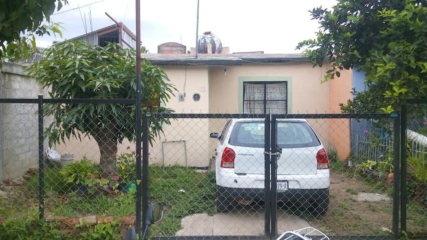 Santa María Del Tule Casa Pequeña
