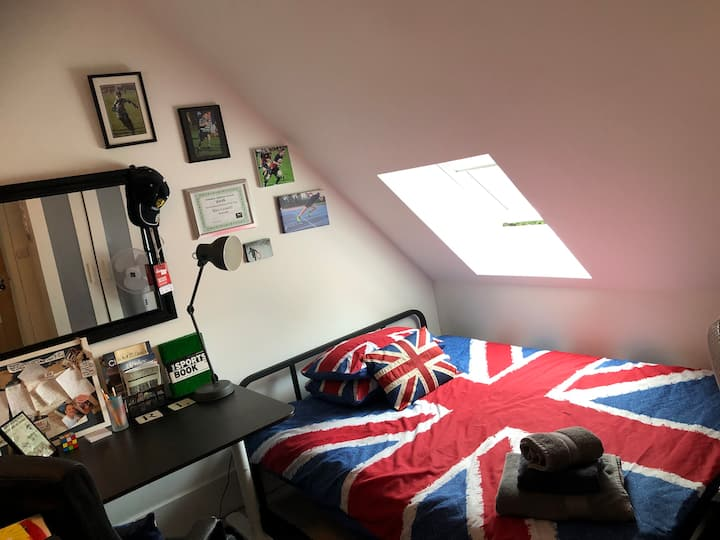 The Sporty Room
