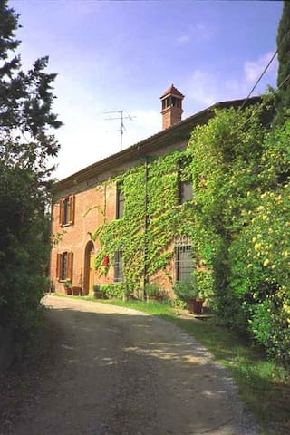 Casa Binami lago di Montepulciano per 5 persone