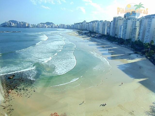 Pé Na Areia Pitangueiras