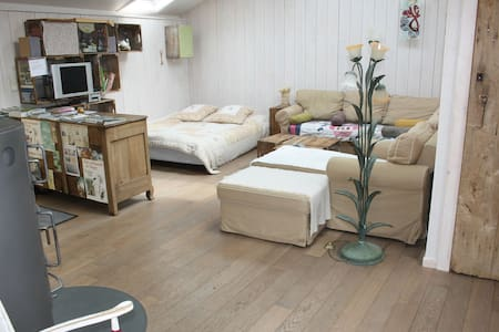 Unique and charming holiday home in the Ardennes with garden and play areas, near Virton