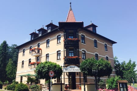 Dampfeisenbahnromantik - Olbersdorf