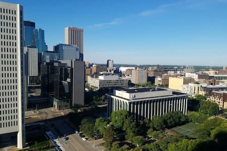 Awesome View in the North Loop - Minneapolis - Apartment