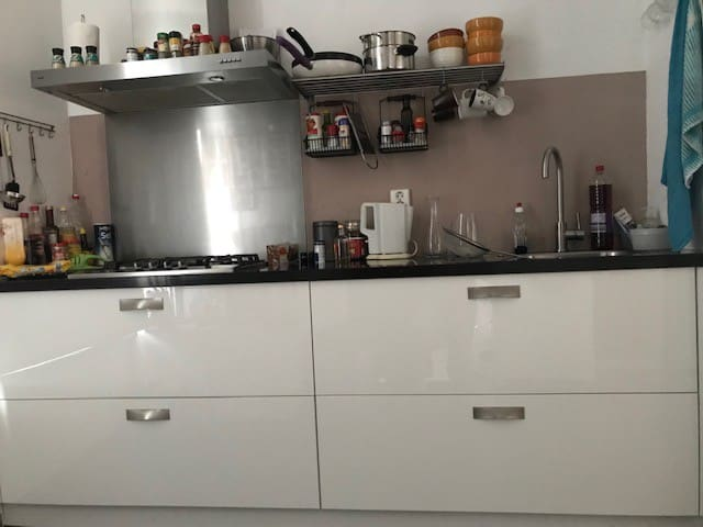 Knus appartement in de binnenstad van Gorinchem