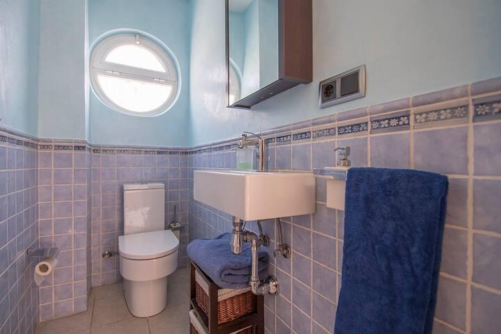 Casa con piscina en Granada