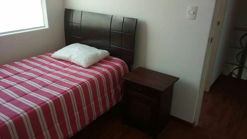 Habitación privada bien ubicada - Pueblo Libre - Huoneisto