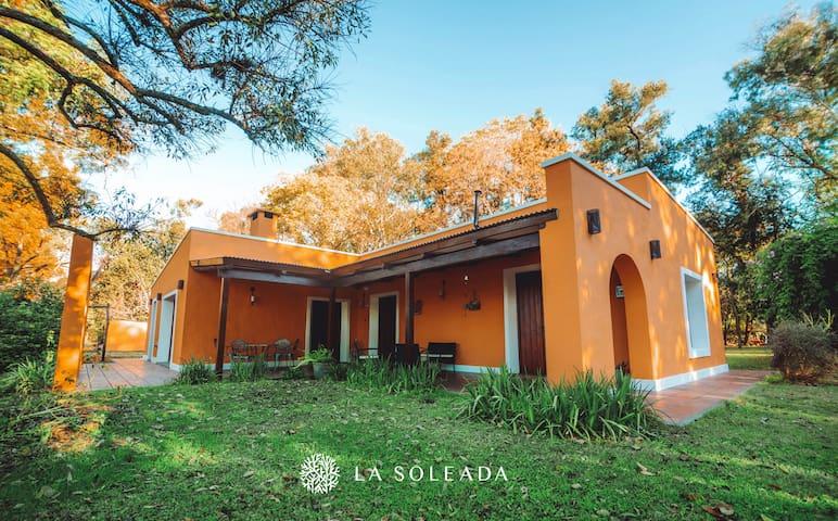 La Soleada - Casa Fiamma