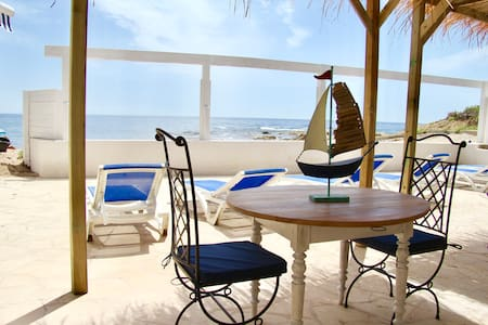 On the Beach double room terrace Les Issambres