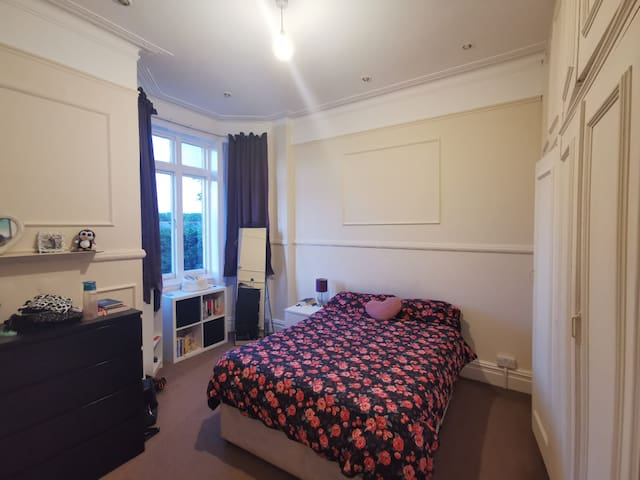 Spacious Room Close to Central London