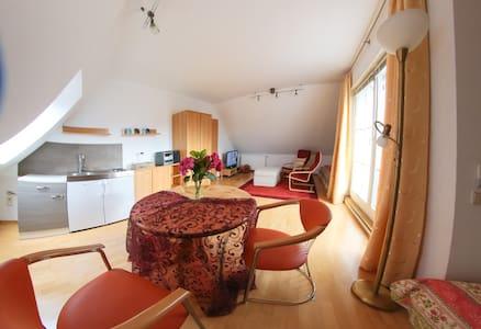 Ruhige DG-Wohnung im Grünen vor den Toren Leipzigs - Naunhof - Andet