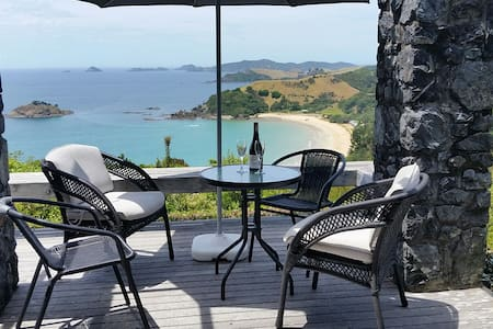 Te Ngaere - Views and Comfort (Edmonds House).