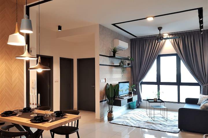 DELAKE | Kuala Lumpur | Bukit Jalil | 时尚の家 | 吉隆坡