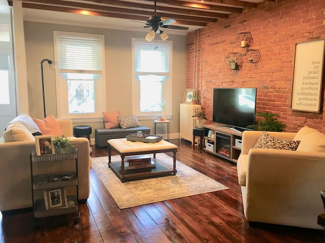 Beautiful home in Historic, Downtown Bethlehem
