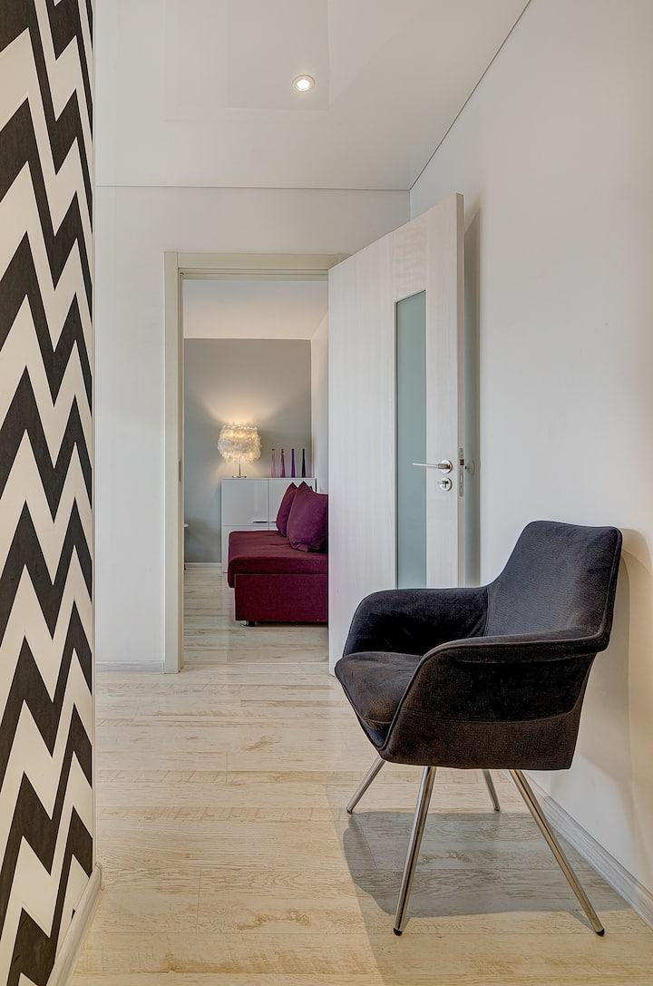 ZEBRA Apartment