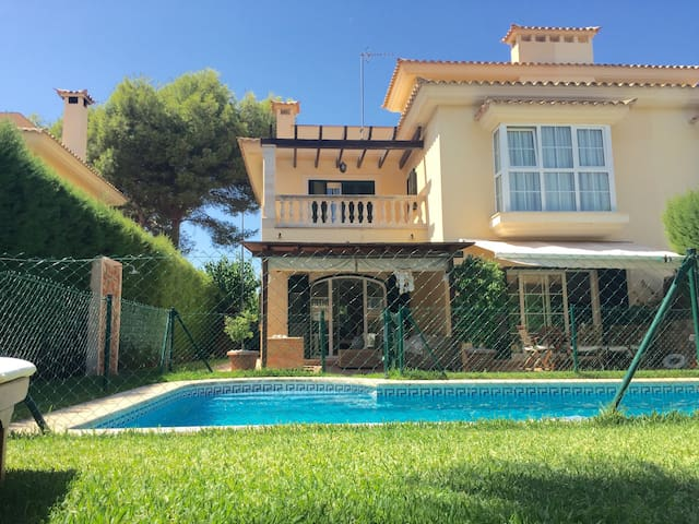 Beautiful Villa with Private Pool - Llucmajor - House