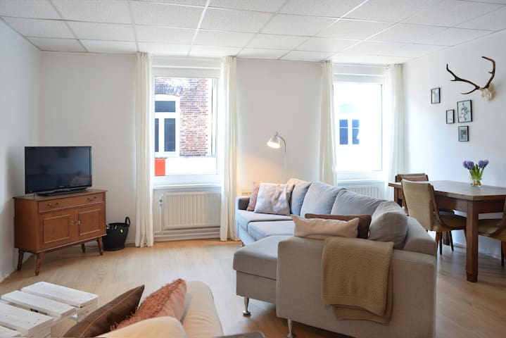 Charming apartment in city centre - Sittard - Departamento