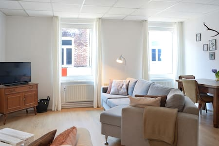 Charming apartment in city centre - Sittard - Huoneisto