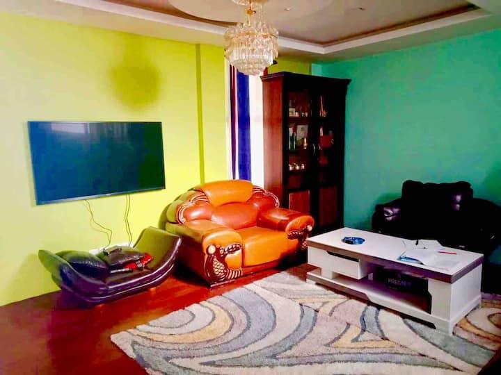 Rahul and Sarthak Guest apartment