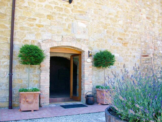 Studio Flat with pool 6 km from Perugia - Ponte Felcino - Apartment
