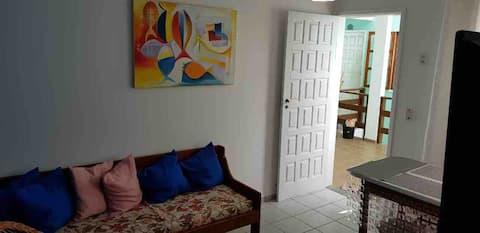 Condomínio Taperapuã Praia Village Apart 1129