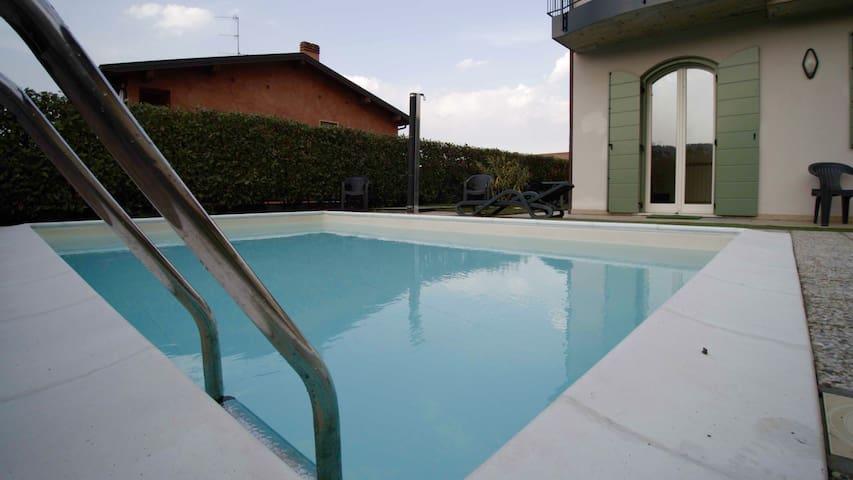 Rent a Villa! Salò-Garda Lake-Italy - Salò - Villa