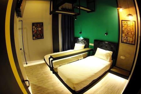 Twin Bed Room - Melaka