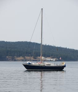 Beautiful 30 ft Sailboat - 阿納科特斯(Anacortes) - 船
