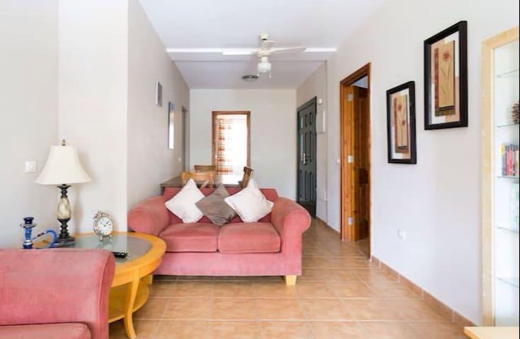 Amaizing Duble room next to airport - las chafiras  - Apartamento