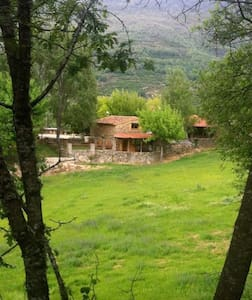 La Casita de La Caseria en plena naturaleza - Navaconcejo