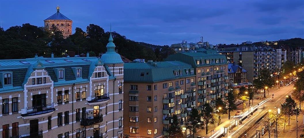 Fully equipped apartment in Linné, Gothenburg - Gothenburg - Leilighet