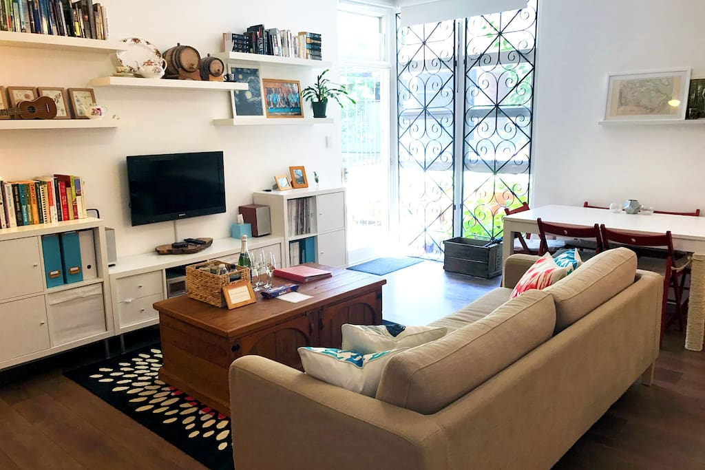 All the comforts of home in sydney 39 s north appartements - Appartement circulaire sydney en australie ...