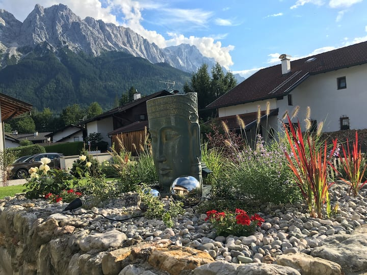 Alpenchalet with great view-9people-NEW