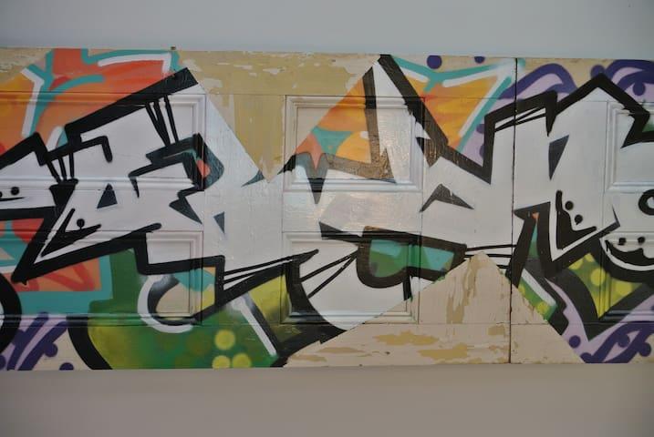Contemporary, Lofty, Rustic, Chic - Portland - Flat