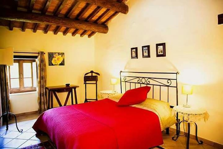 Country house B&B Anghiari, Tuscany - Arezzo - Bed & Breakfast