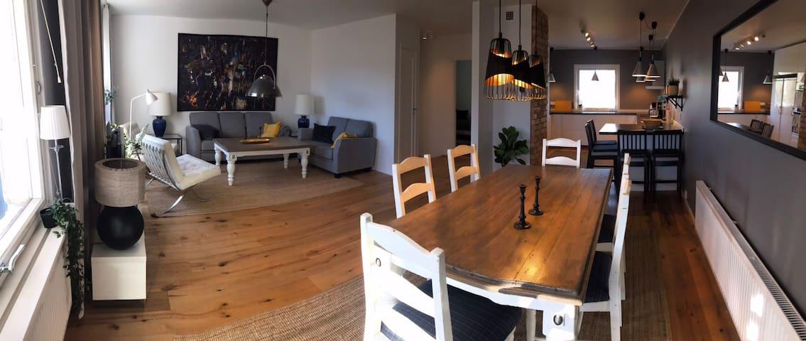 Nyrenoverat hus i Borås