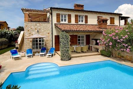 Villa Mia Lea in Istria, Croatia - Vabriga - Villa
