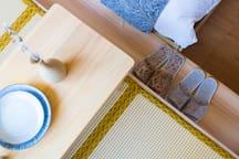 【禅舍】新国际博览中心 2号线世纪公园 龙阳路磁悬浮旁,迪士尼地铁5站,浪漫日式小屋。