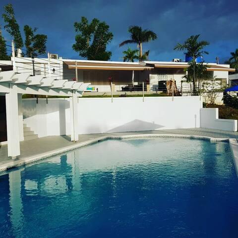 Classic Puertorican Villa